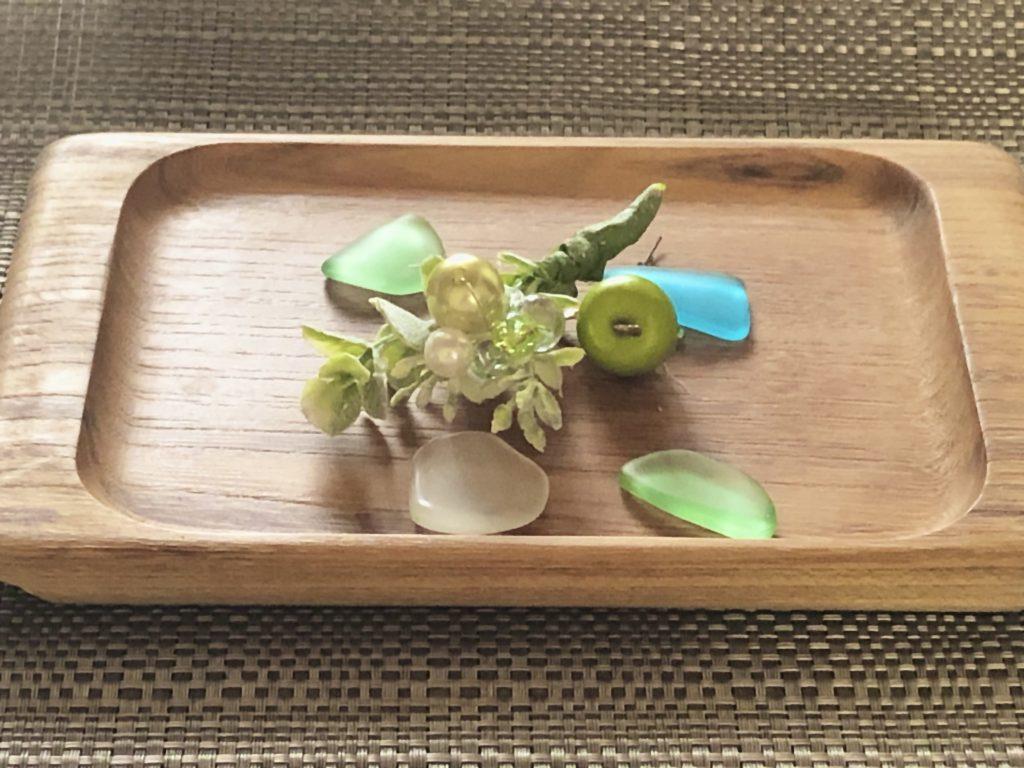 オリーブオイルで木製食器のお手入れ